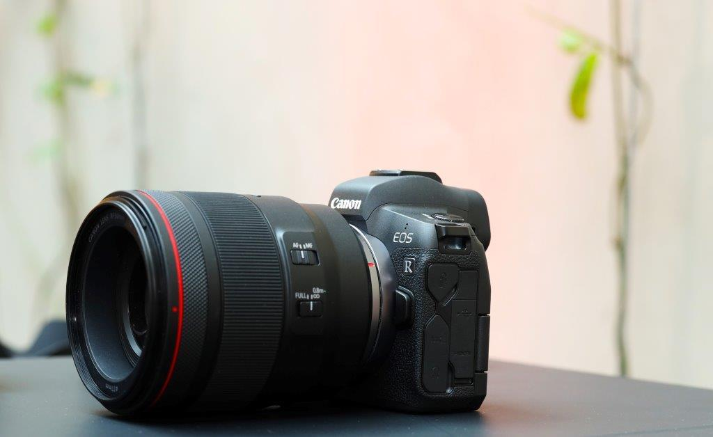 Interesting Features Of Canon's New Mirrorless Camera System EOS R