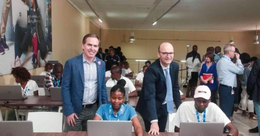 HP To Educate 100,000 Across Africa In Three Years
